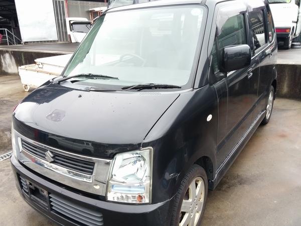 スズキワゴンR廃車買取1万円